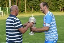Perleťový pohár v Žirovnici ovládli po penaltovém rozstřelu hráči AFK Humpolec.