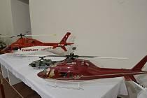 Fanoušky letadel potěší aktuální výstava, která je do 31. ledna ke zhlédnutí ve výstavním sále humpoleckého muzea na Dolním náměstí.