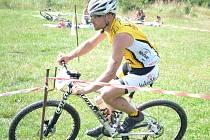 Šestý ročník amatérského triatlonu Ironie Man v Plačkově se vydařil. Sluníčko svítilo, dorazil rekordní počet závodníků a diváci fandili, co jim síly stačily.