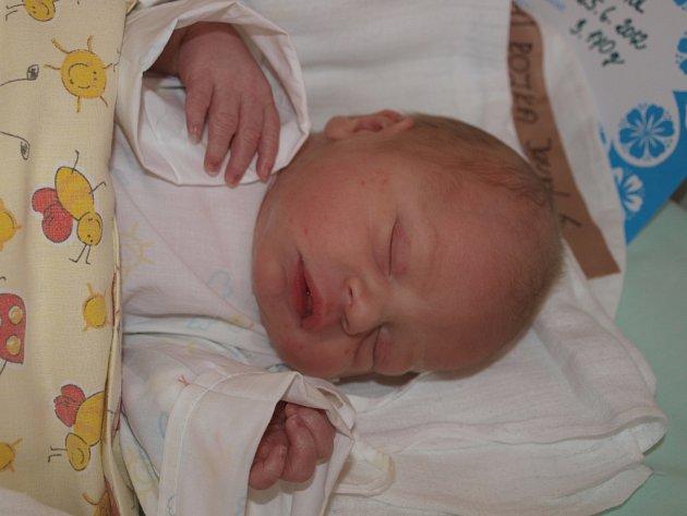 David Rojka, 25.6.2012, Humpolec, 3 170 g