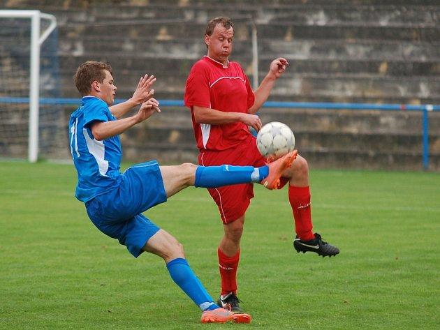 Fotbalisté Humpolce B tak snadný zápas asi nepamatují.  Lučice prakticky nekladla odpor.