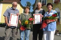 Dům seniorů v Obořišti se dočkal významného ocenění v rámci celostátní soutěže Domov plný života.