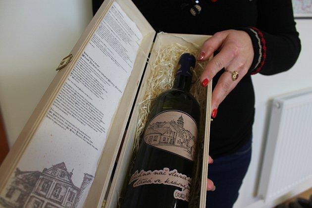Březinovské víno