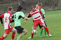 Fotbalisté Želiva začali jarní část porážkou v Horní Vsi. V sobotu se svým fanouškům omluvili, béčko Košetic porazili 2:1.