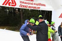 Na Křemešníku se rozdávaly medaile v osmi kategoriích.