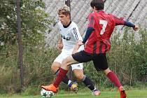 Fotbalisté Lukavce prožívají skvělý vstup do sezony. V tabulce Poutník ligy jim patří druhá příčka.