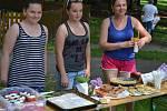 Humpolečtí v sobotu obědvali v trávě.