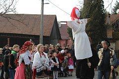 Putimov má za sebou první Malé sousedské Velikonoce.