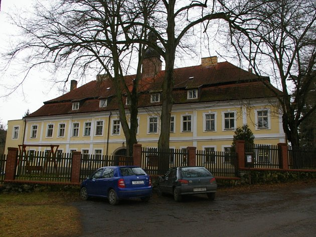 Těchobuzský Domov Jeřabina.