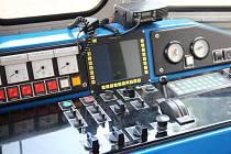 Zájemci se budou moci svézt na stanovišti strojvedoucího a seznámit se s řízením vlaku.