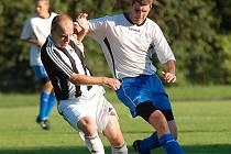 Fotbalisté Kamenice nad Lipou po špatném vstupu do soutěže zabrali. V posledních dvou zápasech uhráli čtyři body.