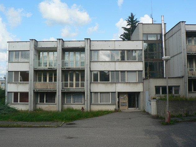 Ubytovna pro zaměstnance pelhřimovské nemocnice byla na konci června uzavřena.