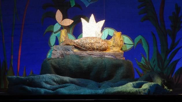 Pohádku o zlaté rybce diváci zhlédnou tuto sobotu. Festival loutkových souborů známý jako Humpolecká marioneta divadelníci chystají na jaro příštího roku.