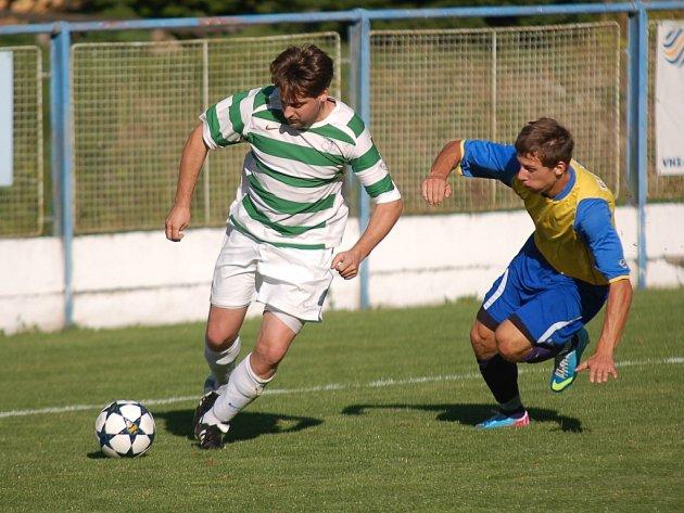 Až nečekaně jednoznačný byl podzimní zápas Žirovnice – Pacov. Hosté v něm podali tragický výkon a inkasovali pět gólů.