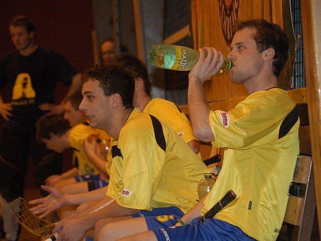 Jiří Jirků se sice dvakrát trefil do sítě Havlíčkova Brodu, ale na vítězství v základní hrací době to nestačilo. Pelhřimov roli mírného favorita naplnil až po penaltové sérii.