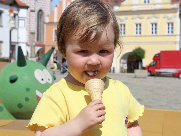 Nejvíce chutná vanilková.