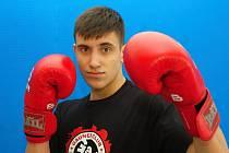 Adam Valenta vybojoval na mistrovství republiky bronzovou medaili.