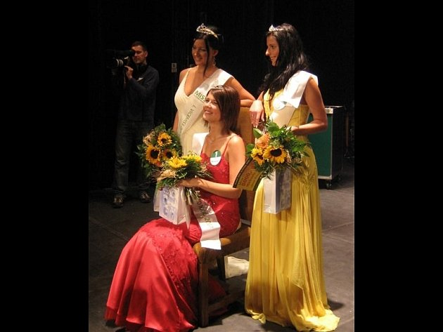 Nejkrásnější dívkou zlatého moku byla zvolena Eliška Dlouhá, která pivovar v této soutěži reprezentovala.