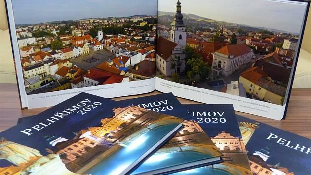 V Pelhřimově vznikla nová kniha.
