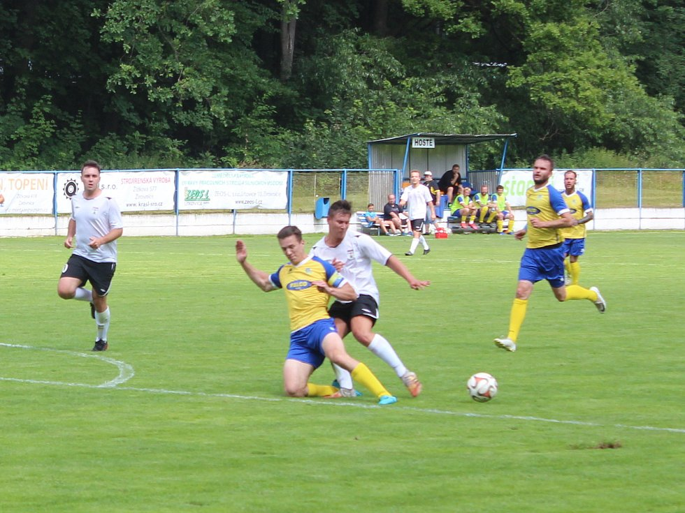 Fotbal. Perleťový pohár 2021. Žirovnice