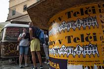 Letošní Prázdniny v Telči se těší rekordní návštěvnosti. Foto: Vojtěch Šoula