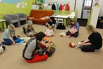 Program  je postavený na rituálu, protože děti rituály milují a potřebují je.