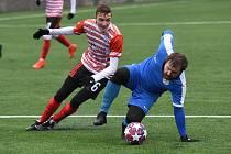 Fotbalisté Humpolce v přípravě proti Světlé nad Sázavou dominovali. Vyhráli vysoko 8:0.