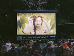Filmový festival Kraťasy v Pelhřimově.