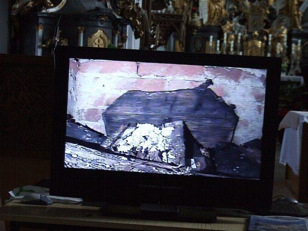 Hrobka v Želivě