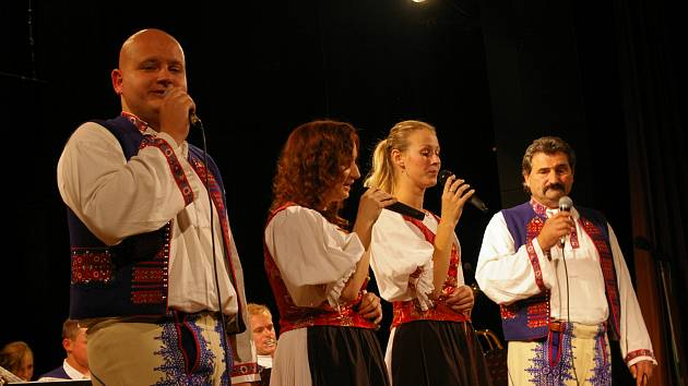 Festival dechovky 21. století v Žirovnici