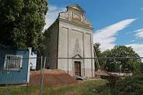 Kaple Panny Marie Bolestné.
