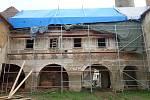 Celková obnova zámku by měla být dokončena v roce 2022.