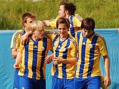 Fotbalisté Pacova se utkají ve druhém kole Poháru KFS Vysočina s Chotěboří. Oba týmy se naposledy potkaly v soutěžním utkání už více než před rokem, a to v krajském přeboru.