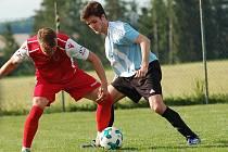 Po výsledku 0:3 odvezli body z Košetic fotbalisté Speřic. Potvrdili tak roli favorita.