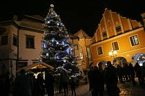 Česko zpívá koledy v Pelhřimově