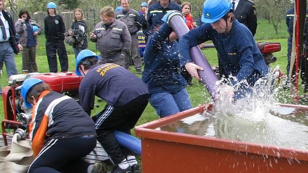 Liga mladých hasičů okresu Pelhřimov