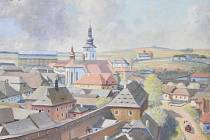 Jaroslav Ziegler: Výstava za okny začala 1. prosince v pelhřimovském muzeu