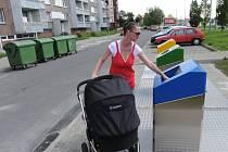 Lidé nyní mohou odkládat odpad na dvaadvaceti místech ve městě a okolí.