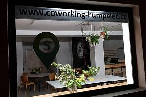 Coworkingové centrum COWORK:S v Humpolci