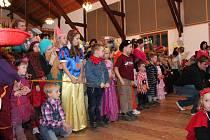 Dětský karneval ve Veselé