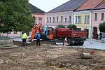Obnova parku v Kamenici nad Lipou