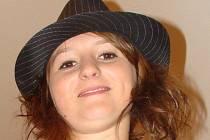 Aneta Peltánová stíhá kromě studia na pedagogické fakultě také věnovat se instruktorství aerobiku.
