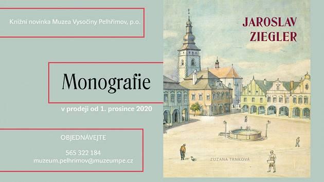 Monografie Jaroslav Ziegler