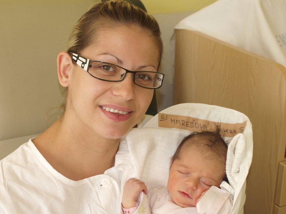 Tereza Marešová, 4.9.2012, Žirov, 3 300 g