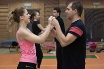 Soustředění tanečníků z Tanečního klubu Pelhřimov.