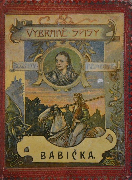 Vydání Babičky ze začátku 20. století
