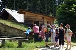 Hrad Orlík nabízí řadu zajímavostí. Otevřeno je o prázdninách každý den kromě pondělí od 9 do 18 hodin.