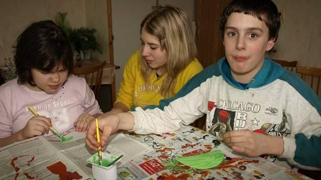 Volnočasový klub Klíček pro zdravotně postižené děti nabízí řadu aktivit.