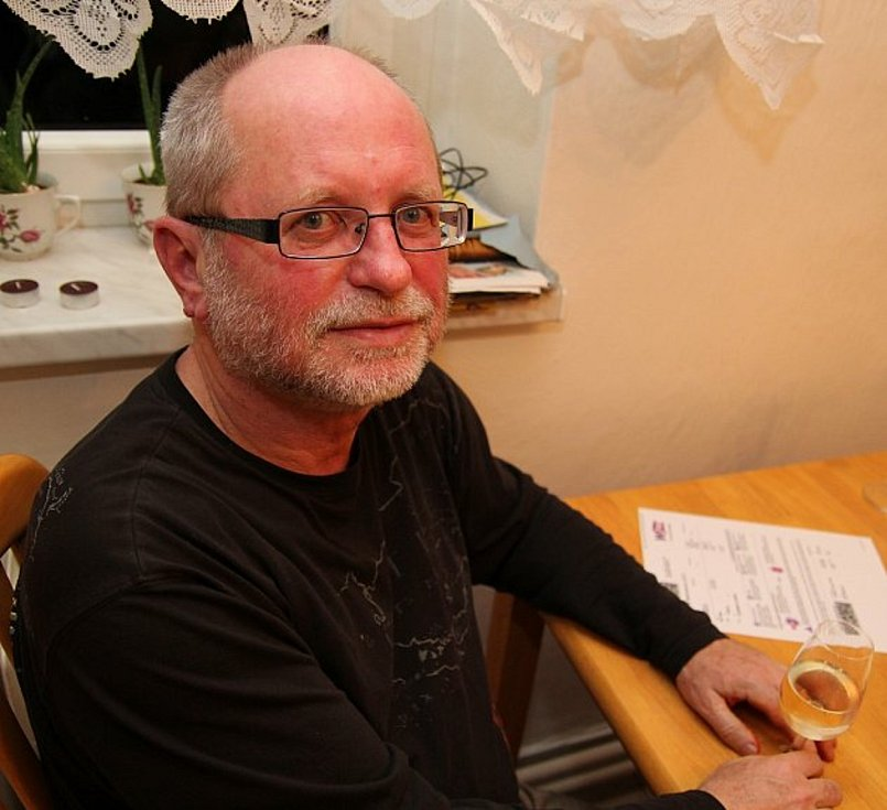 V Přibyslavi píše kroniku Ivo Havlík rodák z Třince.