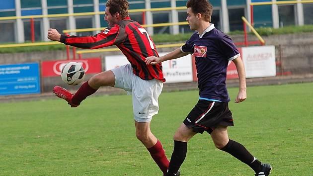 Zápas v Pelhřimově se mezi povedená podzimní představení Speřic nezařadil. Body se dělily po bezbrankovém výsledku, fotbal to byl bez šťávy.